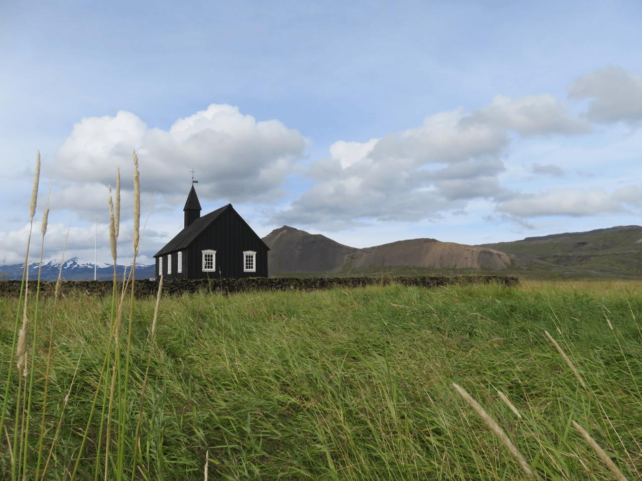 budir église noire  route 1