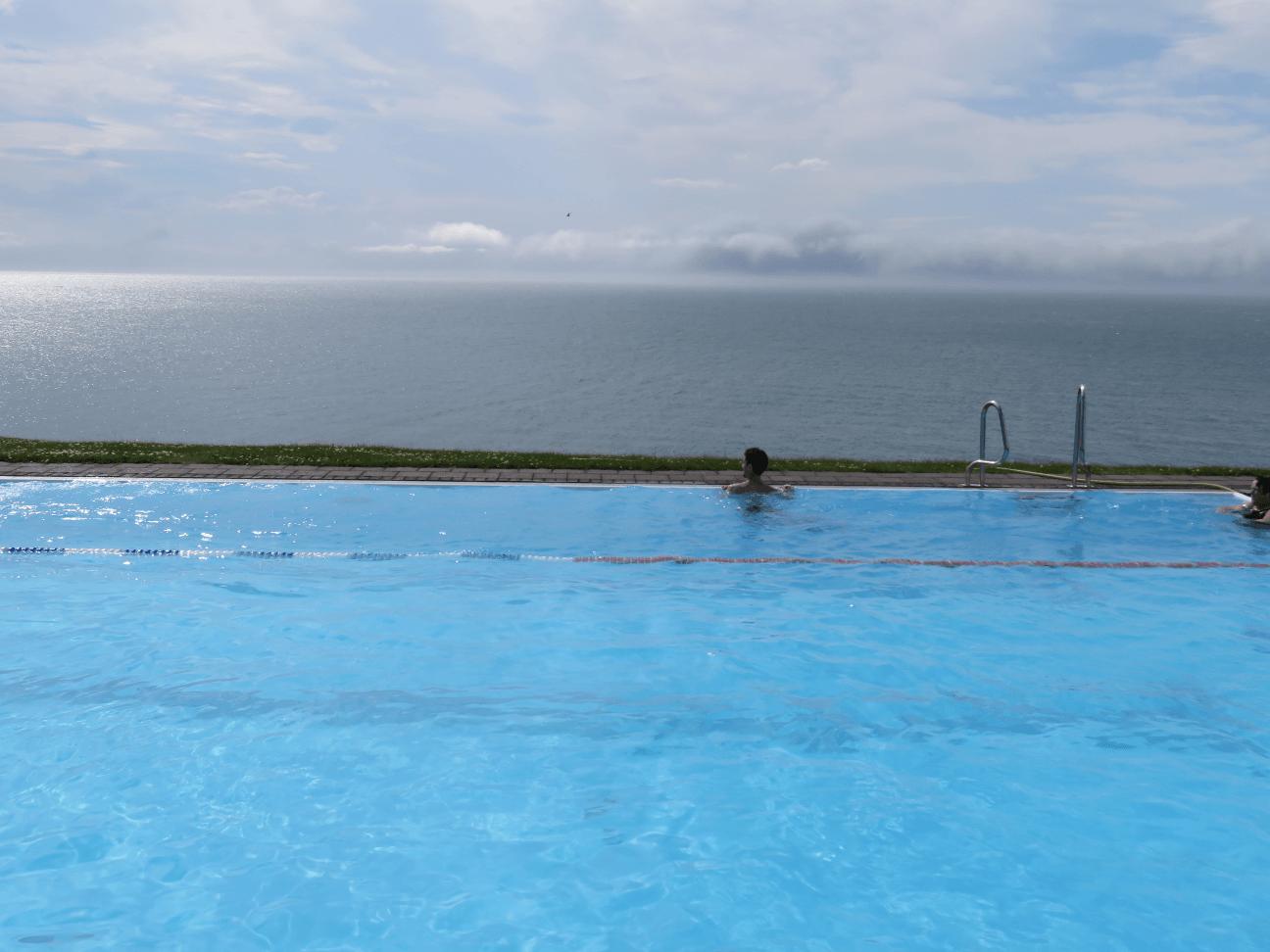 piscine hofsos