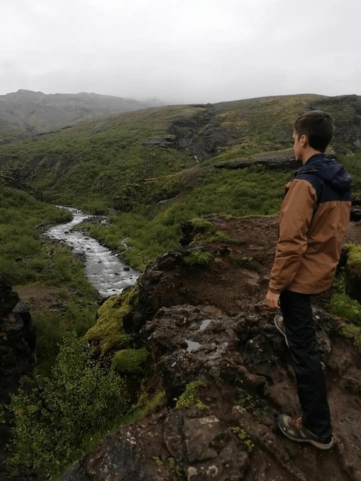 glymur montagne point de vue