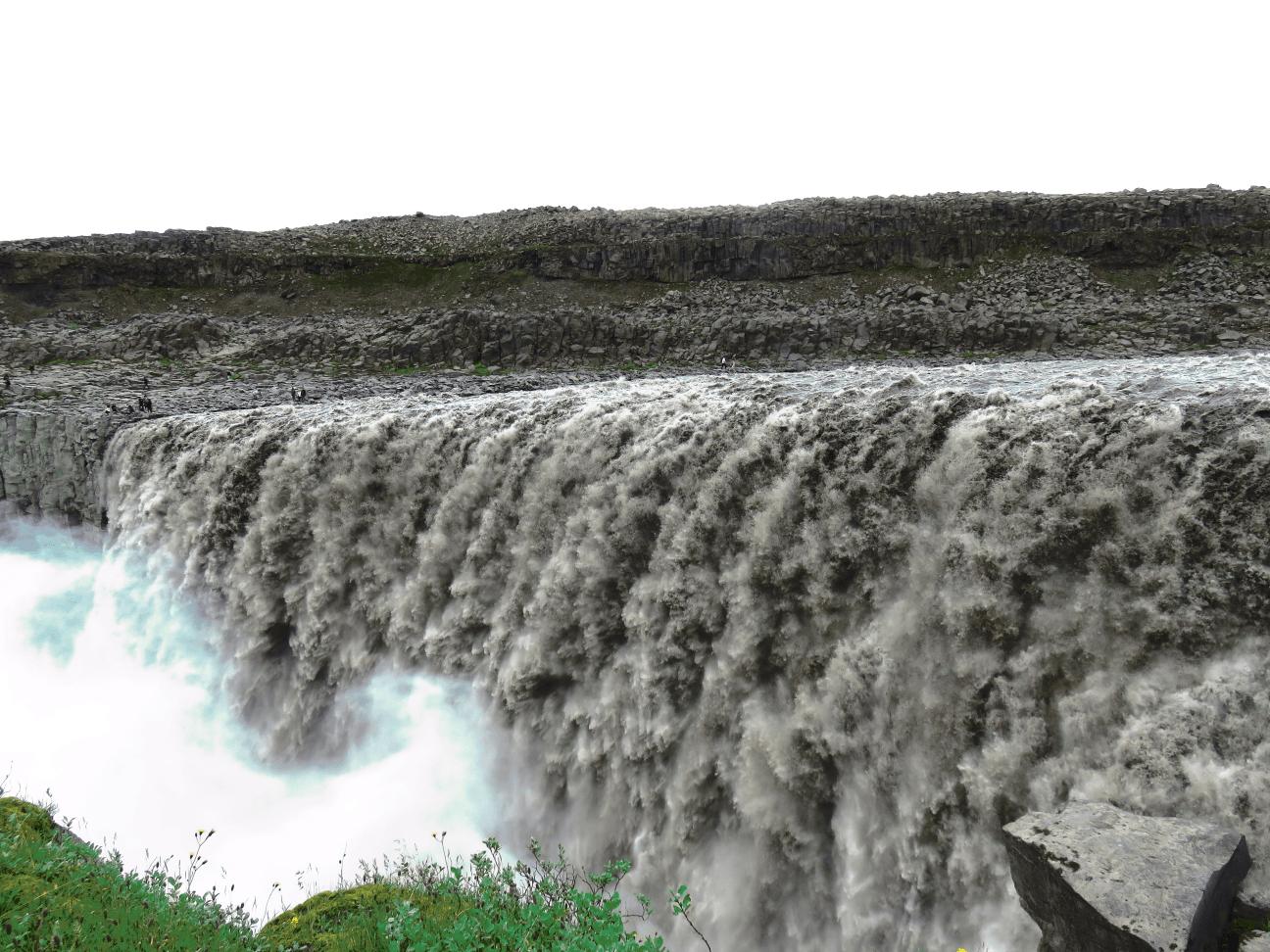 dettifoss cascade