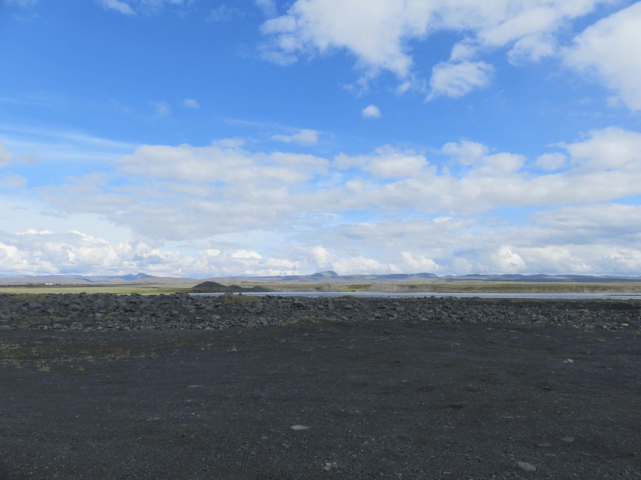 road trip route islande