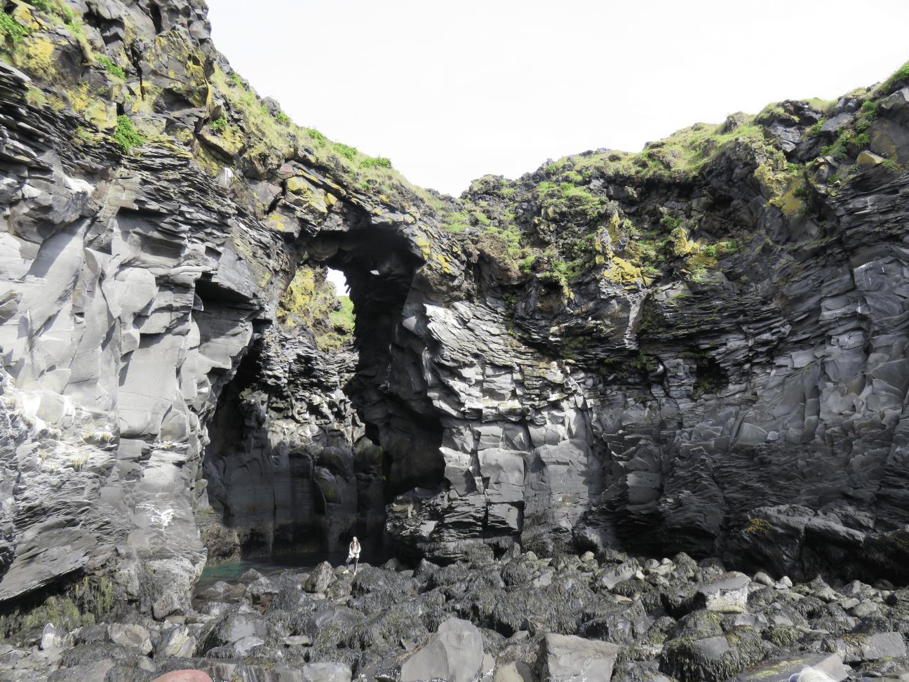 petite pause rocher