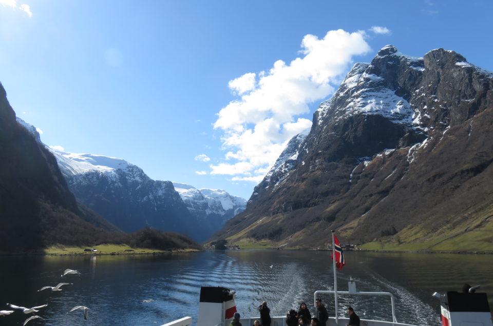 La Norvège et les fjords de l'Ouest