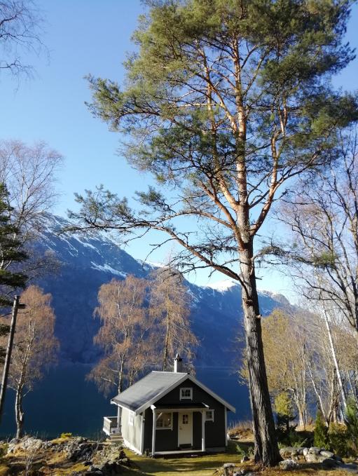 Cabane en bois Norvège